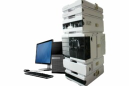 Picture of the Agilent HPLC 1200 series.
