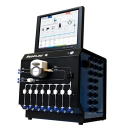 Picture of the Seg-Flow S3 automated sampling system.