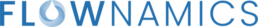Image of the Flownamics logo in a horizontal orientation.