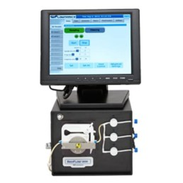 Product image of the Seg-Flow 1200, a previous generation of Seg-Flow Automated Sampling System.